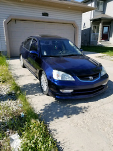 Clean Acura EL 1.7 Fully Loaded