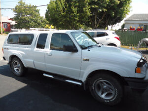 2010 Mazda B-Series Pickups gris Camionnette