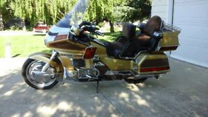 1991 GoldWing SE 1500 Anniversary Edition