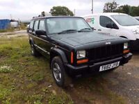 Jeep Cherokee 1999 4.0 Orvis Station Wagon 5dr Automatic SPARE OR REPAIR
