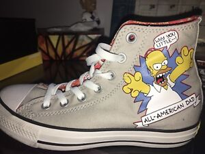 Converse The Simpsons Hi Top All Star