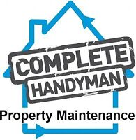 Handyman, Property maintenance