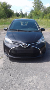 Toyota Yaris 2015 For Sale NEGOTIABLE/ A Vendre NEGOCIABLE