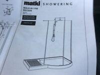 Matki walkin shower 1700