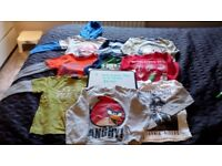 Bundle of 4-5 Years Boys Clothing (33 items)