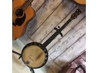 Old 1930s G-Banjo 5 String
