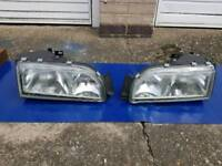 Brand new Ford Sierra headlights