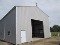 Turn Your Unusable Barn into a Steel Building in Thunder Bay