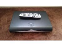 (Perfect Condition) Sky Box+ HD with Remote and HDMI Cable