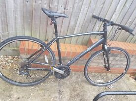 Saracens mens bike