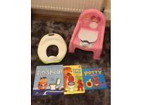 Potty toilet training
