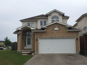 3 bdrm open concept home for lease