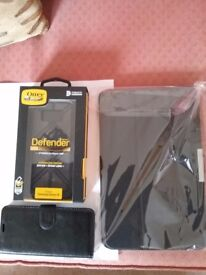 Samsung S8 otterbox case and samsung tab A 10.1 case