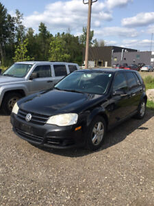2008 Volkswagen Golf City Hatchback AS-IS