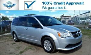 2011 Dodge Grand Caravan SXT 3.6L V6 Stow N Go Seats!! Low Payme
