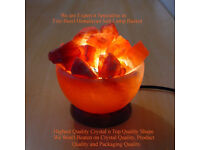 Himalayan salt lamp in Scotland | House Lighting, Fixtures ...