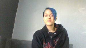 Check out my Youtube - I'm the girl with the blue hair ;)