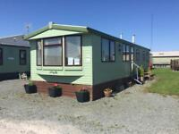 STATIC CARAVAN FOR SALE 2004 DOUBLE GLAZING CENTRAL HEATED NORTHWEST MORECAMBE 12 MTH SEASON