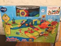 Vtech Toot Toot Drivers Train Station New