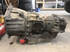 5 speed Allison transmission from an 04 LLY duramax 4x4