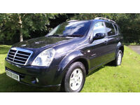 Ssangyong REXTON RX27 5 DOOR SUV AUTOMATIC DIESEL