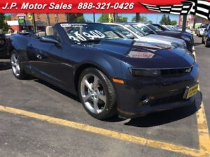 2014 Chevrolet Camaro 2LT, Automatic, Leather, Only 5,000km