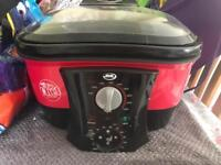 Go Chef 8-in-1 Non-Stick Multi Functional Cooker -JML COOKER