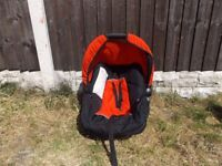 Hauck Car Seat - Child Baby Carrier