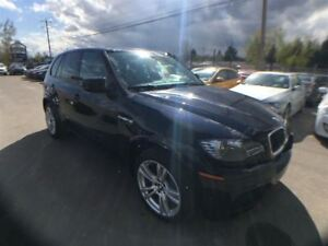 2013 BMW X5 M / NAV./ ROOF/ DVD/ 555 HP