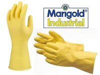 Marigold industrial Suregrip gloves G04Y size M