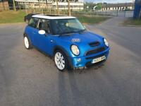 Mini cooper s 64k mileage 1year mot