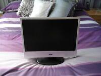 """DGM - 19"""" TFT LCD Monitor"""