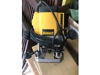Dewalt router 1/4 inc