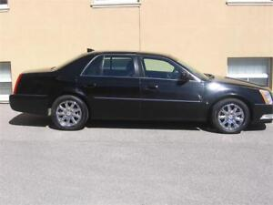 2009 CADILLAC DTS- PROFESSIONAL CHASSIS