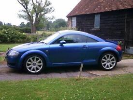 2004 Audi TT Coupe 1.8 ( 225bhp ) T quattro