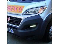 Milenco LED Daytime Running Lights
