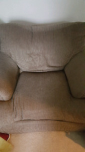 Large Couch and matching chair