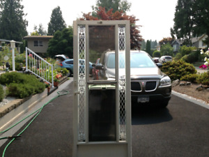 Sears top of the line screen door