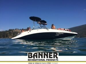 2011 Sea-Doo Sport Boats 230 Challenger SE with Tower - Supercha