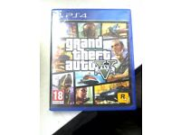 ps4 grand theft auto five