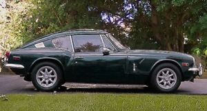 Wanted:  Triumph GT6+