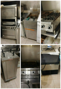 Restaurant equipment for sale! Dont miss out! Delivery!