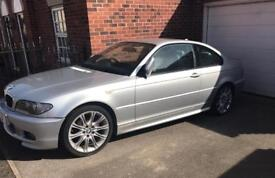 BMW 318CI SPORTS SILVER COUPE Petrol 1995CC (SPARES Or REPAIR)