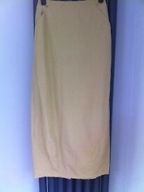 Maxi skirt, by Part Two, size 12.