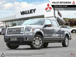 2014 Ford F-150 Platinum-Leather,Nav,Sunroof,Heated/cooled seats