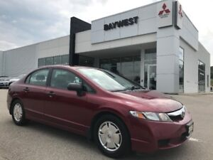 2009 Honda Civic DX-G SUMMER BLOWOUT SPECIAL