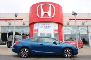 2013 Honda Civic Cpe EX-L - FULLY LOADED COUPE -