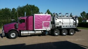 2015 Kenworth Combo Vac Unit with or with out Job