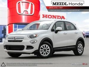 2016 Fiat 500X Pop Automatic PST Paid $144 Bi-Weekly
