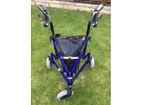 Tri Wheel Walker - walking aid